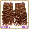 Hot sale Water wave human hair weave
