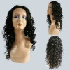 Hot sale chinese remy humanhair lace front wigs
