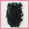 Hot sale super curly virgin Human hair extension