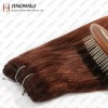 Hot sale top quality human hair weft