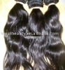 """Hot sell natural indian remy wavy hair 12""""-26"""" in stock"""