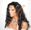 Hot selling 18 inch fashion wave 2# full lace wig in stock