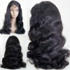 Hot selling all length brazilian virgin hair full lace wig in stock
