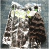 Hot selling brazilian hair weave natural wave 100g/pcs