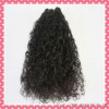 Hot style virgin Peruvian hair extension machine made human hair wefts