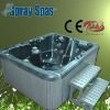 Hot tub  massage whirlpool bathtub