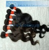 Hot wholesale 100% Indian remy human hair wavy with factory price