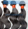 Hot wholesale virgin indian remy hair weaving with factory price