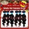 Hot wholesell human hair weft