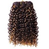 Hotsale!! 100% virgin remy Indian human kinky curl hair weave