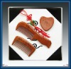 Hottest selling wooden comb  XYC-005