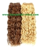 Human Hair weaving (JW) Brown /Blond
