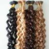 I-tip hair Keratin hair extensions