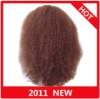 In Stock!!Afro Wave Indian Remy hair full lace wig paypal available