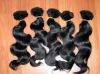 Indian Remy Virgin Machine Hair Weft/Extension