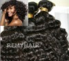 Indian Virgin Remy Hair, Machine Wefts/ Hair Weaving