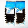 Indian remi hair deep wave 100g/pcs