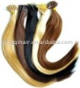Indian remy Hair extension:I-tip Hair Extension