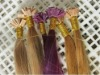 Italian Keratin U-Tip human hair Pre-bonded hair extension