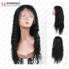 Jerry curl style lace wigs for fahsion