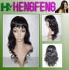 Kanekalon natural hair wigs-curly wigs hair-wigs for women