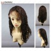 Kinky Curly Lace Frontal Wig