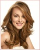 LACE FRONT CUSTOM RECOMMENDATION 120%DENSITY 24INCH HIGHLIGHT COLOR INDIAN HAIR REMY HUMAN HAIR WIG