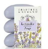 Lavender fragrance soap ( pillow shaped )