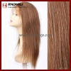 Light Brown Virgin Remy Human Hair Wig