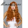 Long water wave synthetic wig for fashion women