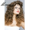 Long water wave wig for fashion ladies