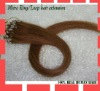 Loop hair extension/Micro ring Hair extension
