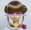 Lovely beautiful doll wig