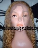 Luxurious designed brazilian full lace wig