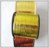 M style garment metallic yarn