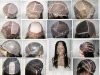 Malaysian hair/Brazilian hair/Russian hair Wigs Factory