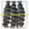 Malaysian human hair natural wave from 8'' to 30''