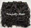 Malaysian remy hair weft