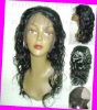 Malaysian virgin hair full lace wig