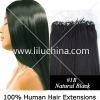 Micro loop hair