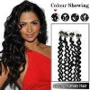 Micro loop ring hair extension (100% Brazilian remy vigin hair)