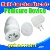Multifunction electric pedicure device cute pedicure designs