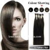 NEW ARRIVAL cheap keratin i tip hair extensions