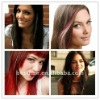 NEW CHEAP thin long synthetic feather hair extensions