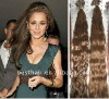 NEW TYPES cheap keratin blonde u tip hair extensions