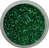 Nail Art Glitter Dust Glitter Powder - Emerald Green