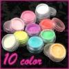 Nail Fluorescent Powder Dust Mix Glitter Nail Art decoration NA471