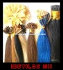 Nail hair, U-tip keratin hair extension. The best salon quality. Remy hair, Tangle-free. blond#613, silk straight