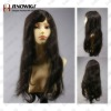 Natural Bang with 130% Density Wig