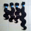 Natural Human Remy Hair Body Wave Full Length In Stock